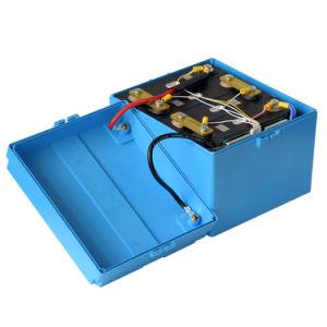 太陽系のための卸し売りリチウムイオン電池の図表LiFePO4電池12V 100ah