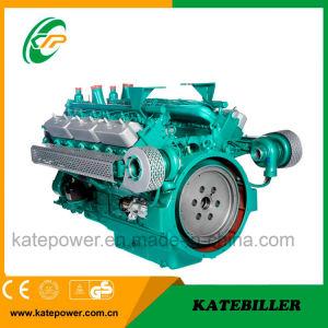 543HP 405kw 12 de Dieselmotor van de Cilinder Kt25g612tld