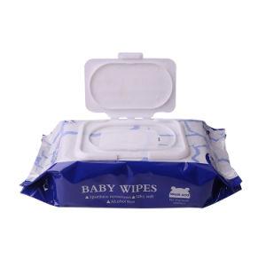 Het best Beschikbaar OEM veegt Organisch Aloë Vera Herbal Wet Tissue Nat af Baby afveegt