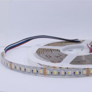 60LED 13.8W/M IP20/IP65/IP67 SMD5050 LEDのネオン屈曲の内部またはExtoriorアクアリウムまたは党照明のための堅い滑走路端燈棒