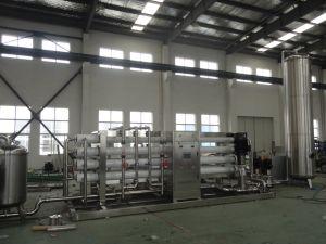 Het Systeem van de Behandeling van het water in de Toestellen van de Behandeling van het Water van de Omgekeerde Osmose