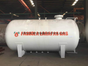 ASME 50 toneladas de GLP de 25 toneladas de 100000 litros tanque de almacenamiento de gas a granel