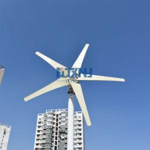 Beste Keus! 400W 24V de Ventilators van de Wind van de Turbine van de Wind voor het Zonne Hybride Systeem van de Wind