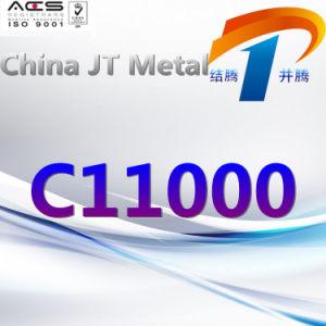C11000 de Staaf van het Messing van de Legering van het Koper in de Leverancier van China, Uitstekende Kwaliteit
