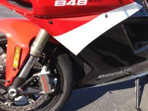 Résistant aux taches de peinture moto véhicule hydrophobe de la protection du film d'enrubannage