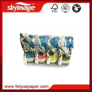 Inchiostro di trasferimento di sublimazione della tintura di Epson con il chip a gettare compatibile dell'inchiostro