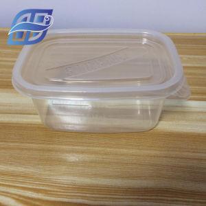 ハンドルが付いている1つのカップケーキのための明確なカップケーキボックス
