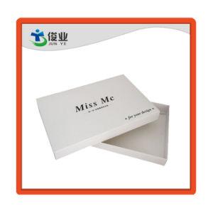 [هيغقوليتي] [350غسم] ورق مقوّى بيضاء [ببر بوإكس] مع عادة تصميم علامة تجاريّة, [فولّ كلور] يطبع [ببر بوإكس] لأنّ جورب