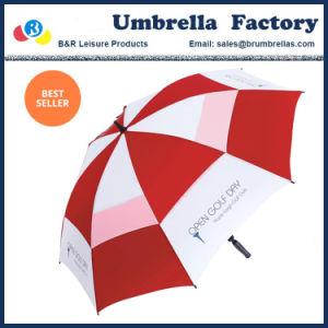 Automobile antivento eccellente del tessuto di seta naturale del poliestere di doppio strato dell'ombrello