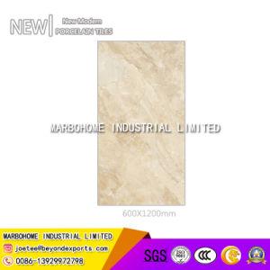 De verglaasde Tegel van de Vloer van de Tegel van de Muur van het Porselein met Volledig Lichaam (600X1200mm)