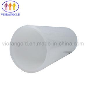 플라스틱 덮개 보호를 위한 40um/50um/60um/70um/80um/100um 투명하거나 파란 PE 보호 피막