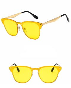 Manier Gepolariseerde Zonnebril voor de Zonnebril van de Douane van het Merk van Mensen