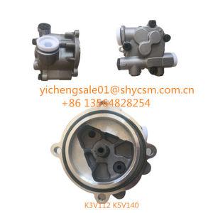 Sk200-6e Sk230-6e Sk250-6e Sk260-6e Sk350-6e Kawasaki K3V112 기어 펌프