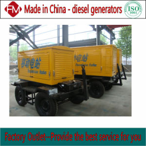 Weichai 50квт/ 62,5 микрон ква высокопроизводительных дизельных генераторов во всем мире