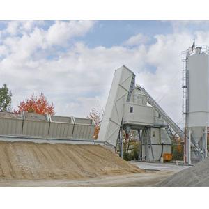 Práctica económica fija un nuevo producto la mezcla de concreto