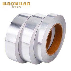 強い高品質のアルミホイルのペーパーガラス繊維の布ダクトテープ