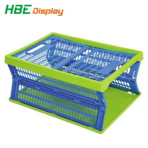 折りたたみ野菜フルーツのプラスチック木枠の大箱