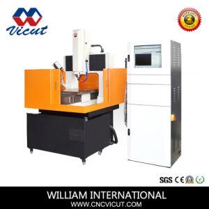 Mini fresatrice lavorante della macchina della forma metallica di CNC