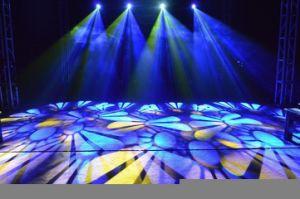 280W 10r 3en1 Haz Spot moviendo la cabeza de la luz de la etapa de la luz de la luz de la boda