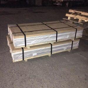 Una lámina de aluminio 2024 T3 T4 T351 T352