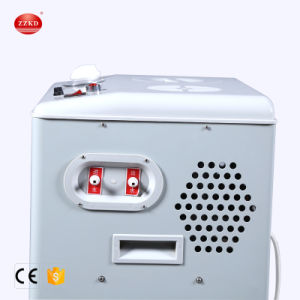 Lab air circulant à l'équipement de la pompe à vide de l'eau de la machine