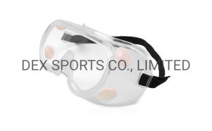 Cirúrgico OEM Anti Saliva PVC/PC de laboratório de lentes protetoras de Nevoeiro Óculos Eye óculos com marcação CE/FDA