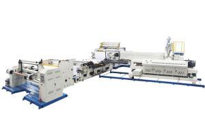 Máquina de laminación de papel Kraft de aluminio