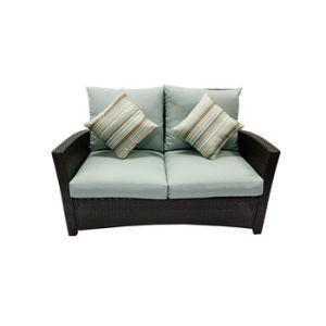 حارّ يبيع 4 [بكس] [ويكر] أريكة محدّد فناء أثاث لازم خارجيّ