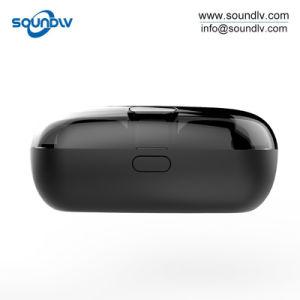 Micが付いているTure無線Bluetoothのイヤホーンを取り消すアマゾントップセラーの騒音