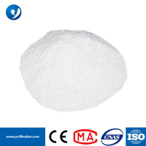 Materia prima riciclata della polvere di plastica della resina di PTFE per il sacchetto filtro della polvere