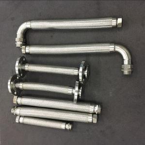 Tubo flessibile del metallo flessibile di alta qualità con i montaggi/estremità delle flange