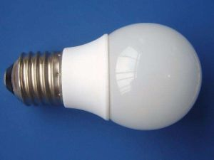 Ampoule de LED lumière, conduit en plastique mixte en aluminium