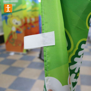 Полиэстер под индивидуальные флаг (TJ-RSH-21)