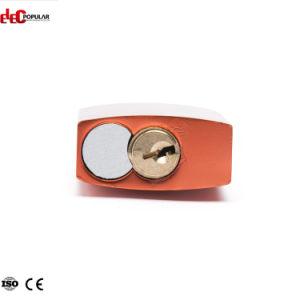 Wenzhouの安い赤いカラー長い手錠の鉄アルミニウムは合鍵のロックに南京錠をかける