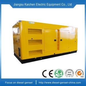 Generatore silenzioso del diesel 100kw della centrale elettrica