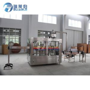 Meilleure qualité de l'eau minérale automatique de machines de remplissage de bouteilles à bas prix d'usine