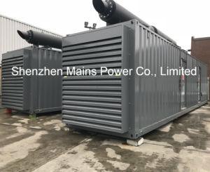 1250 Ква-2500ква контейнерных дизельного генератора Генератор Mtu Perkin Cummins
