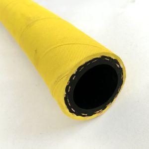 Tubo flessibile di gomma dell'aria con la tessile intrecciata per alta pressione