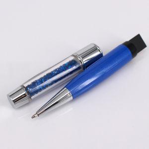 Подарок пера USB Memory Stick™ 16 ГБ 32ГБ Custom Busniess перо подарок металлический флэш-накопителей USB