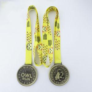 金属のクラフトの生産亜鉛合金賞の金属の記念品メダル