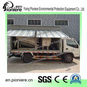 Het Ontwaterende Systeem van de Modder van de Pers van de Schroef van de container voor de Post van de Behandeling van afvalwater