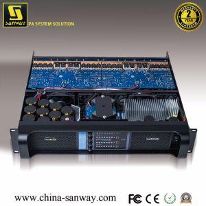 Fp Sanway10000P 4 Canales de 10000W amplificador de potencia PRO