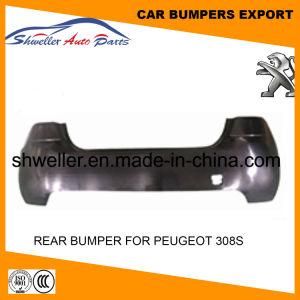 Pára-choques traseiro para a Peugeot 308 S 204-