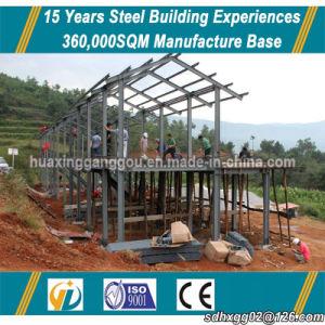2017 Nuevo diseño del bastidor principal puede modificar la estructura de acero