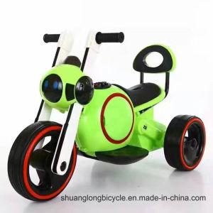 As crianças viajem em 3 Rodas Motociclo eléctrico para crianças (0317H)