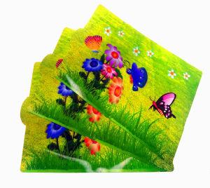 3Dレンズの印刷のカード、個人化された3Dレンズフリップ昇進のカード、3Dレンズのカード、3Dカード、3Dプラスチックカード