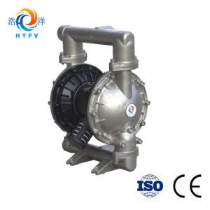 Langlebiges Shanghai Haoyang Kein-Leck pressluftbetätigte pneumatische doppelte Membranpumpe