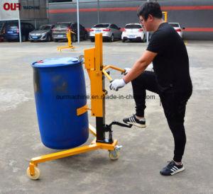 高品質の油圧ドラムトラックの持ち上がる高さ積載量300のmmの350kg