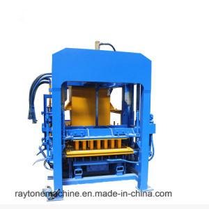 Автоматические гидравлические4-18 Qt конкретные полого кирпича/машина для формовки бетонных блоков