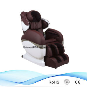 Zero Gravity expendedoras negro 3D de masaje sillón de masaje